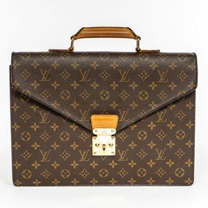 LAST ONE! LOUIS VUITTON Briefcase Macbook Pro 15""